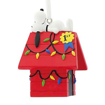 Hallmark® Snoopy Dog House Holiday Ornament