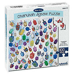 Chanukah 100-Piece Jigsaw Puzzle