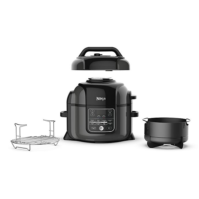 Alternate image 1 for Ninja® Foodi™ 6.5 qt. Pressure Cooker with TenderCrisp™