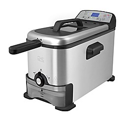 Kalorik 3 qt. Digital Deep Fryer