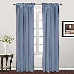 Metro Rod Pocket Window Curtain Panel
