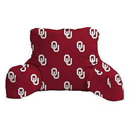 University of Oklahoma Logo Backrest Pillow