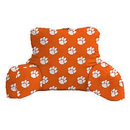Clemson University Logo Backrest Pillow