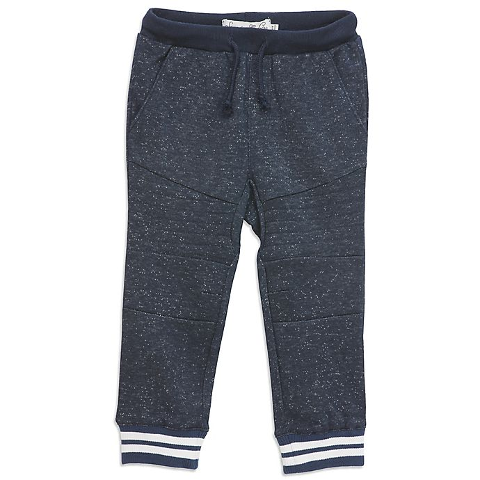 Alternate image 1 for Sovereign Code™ Marled French Terry Jogger Pant in Navy