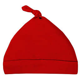 Lamaze® Infant Knot Beanie Cap in Red