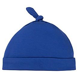 Lamaze® Infant Knot Beanie Cap in Royal Blue
