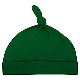 Lamaze® Infant Knot Beanie Cap in Green