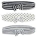 Capelli New York 3-Pack Mini Bow Headbands