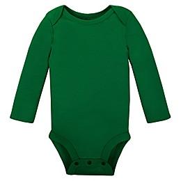 Lamaze® Long-Sleeve Bodysuit in Green