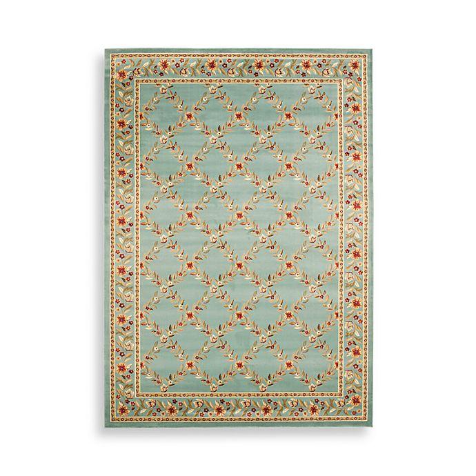 Alternate image 1 for Safavieh Lyndhurst Collection Blue Feodore 2' 3\