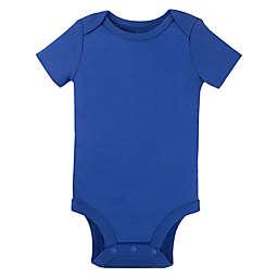 Lamaze® Organic Cotton Short Sleeve Bodysuit in Royal Blue