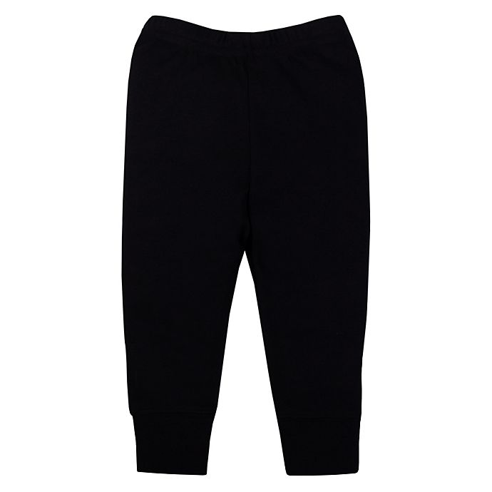 Alternate image 1 for Lamaze® Organic Cotton Knit Pant in Black