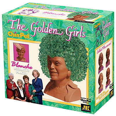 Chia Pet® The Golden Girls Planter Collection