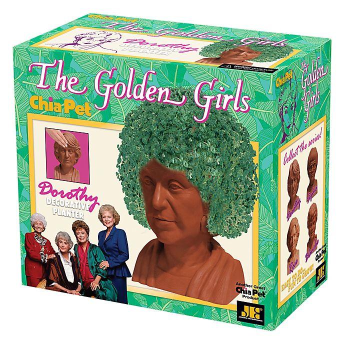 Alternate image 1 for Chia Pet® The Golden Girls Dorothy Planter