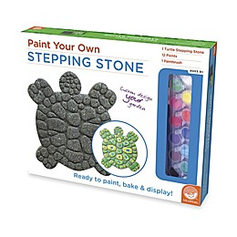 Mindware® Paint Your Own Turtle Stepping Stone Kit