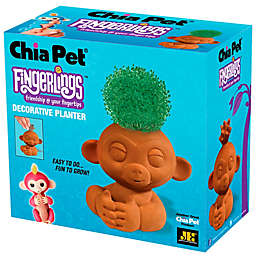 Chia Pet® Fingerlings™ Handmade Pottery Planter