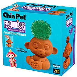 Chia Pet® Fingerlings™ Handmade Pottery Planter