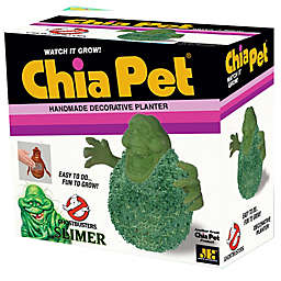Chia Pet® Ghostbusters Slimer Handmade Decorative Planter
