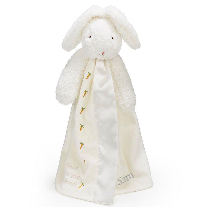 Alternate image 1 for Bunnies by the Bay® Bun Bun Bunny Buddy Blanket