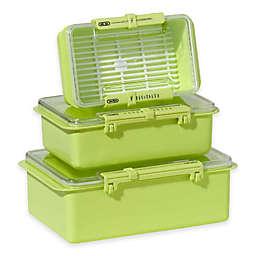 Oggi™ 3-Piece Snap N Seal Storage Set