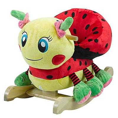 Rockabye™ Lulu Ladybug Musical Rocker
