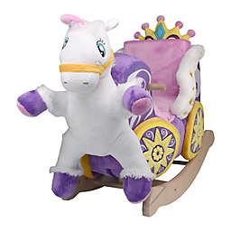 Rockabye™ Princess Carriage Musical Play and Rock