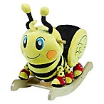 Rockabye™ Buzzy Bee Musical Rocker