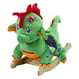Rockabye™ Poof the Lil' Dragon Musical Rocker