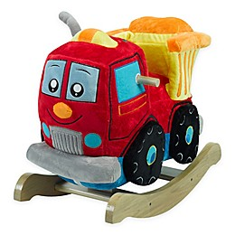 Rockabye™ Dump the Truck Musical Play and Rock