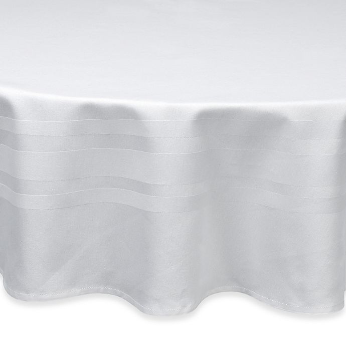 Alternate image 1 for Wamsutta® Classic Tablecloth in White