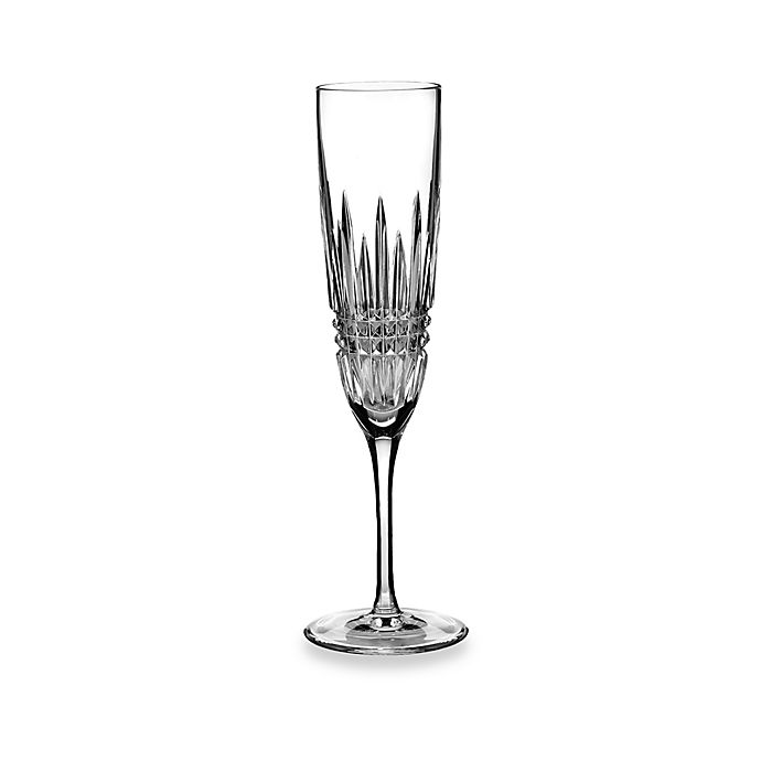 Alternate image 1 for Waterford® Lismore Diamond Toasting Flute