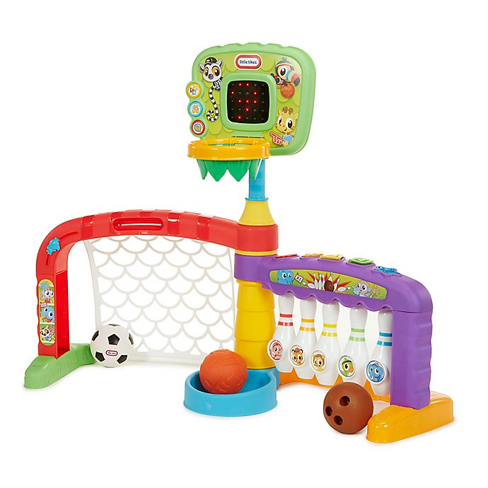 Alternate image 1 for Little Tikes® 3-in-1 Sports Zone