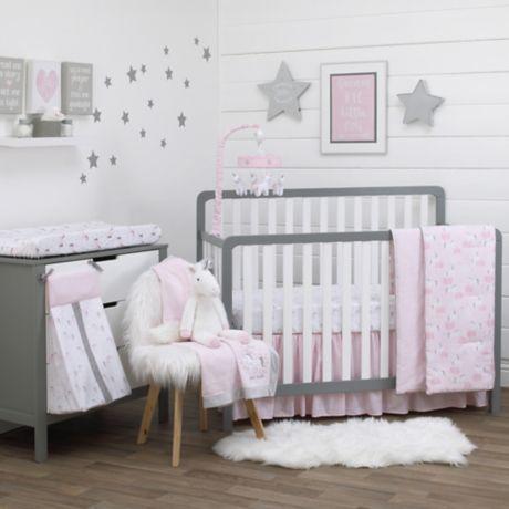 Nojo 174 Unicorn Crib Bedding Collection Bed Bath Amp Beyond