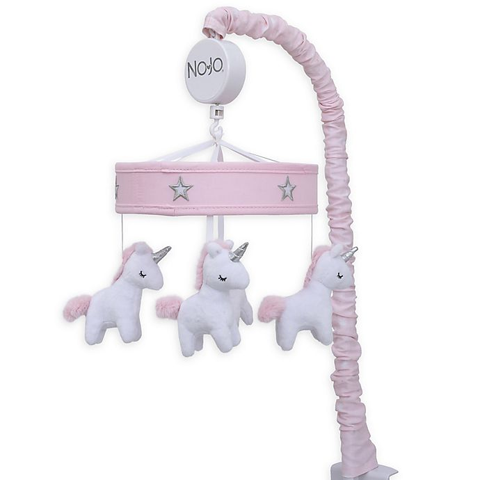 Alternate image 1 for NoJo® Unicorn Musical Mobile