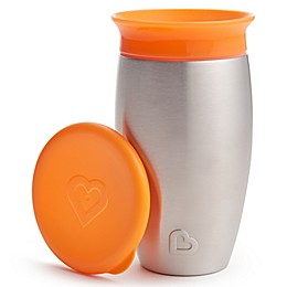 Munchkin® Miracle® 10 oz. 360 Stainless Steel Sippy Cup