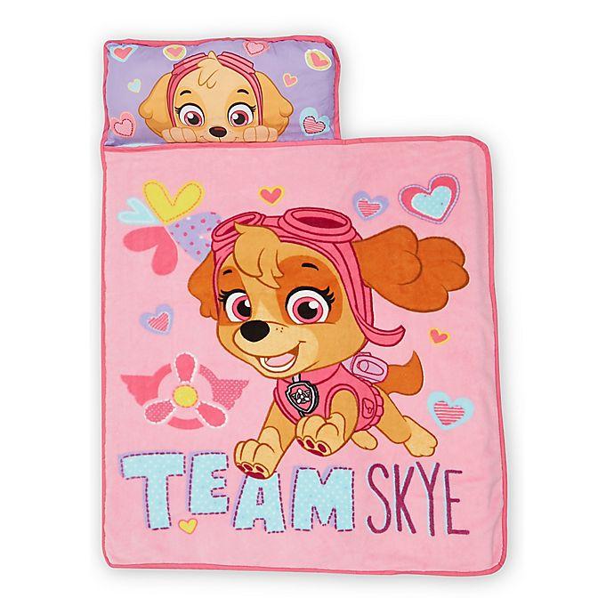 Paw Patrol Team Skye Toddler Nap Mat In Pink Buybuy Baby