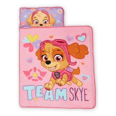 Paw Patrol Team Skye Toddler Nap Mat In Pink Bed Bath