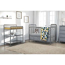 Little Seeds 4-Piece Jax Crib Bedding Set