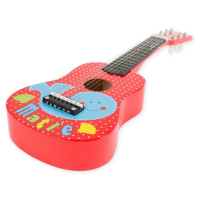 Alternate image 1 for Hey! Play! Acoustic Toy Guitar