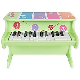 Hey! Play! 25-Key Musical Toy Piano in Green