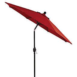 Destination Summer 9-Foot Tilting Patio Market Umbrella
