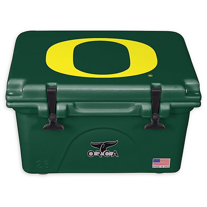 Alternate image 1 for University of Oregon 26 qt. ORCA Cooler