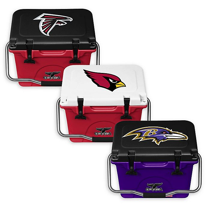 Alternate image 1 for NFL ORCA Cooler Collection