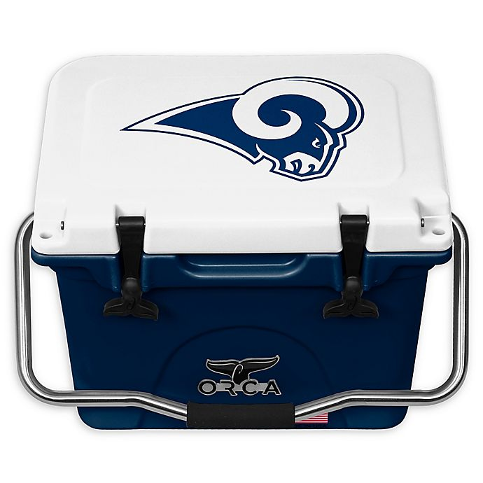 4ca05add NFL Los Angeles Rams ORCA Cooler | Bed Bath & Beyond
