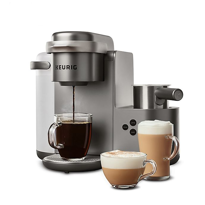 Alternate image 1 for Keurig® K-Café™ Special Edition Single Serve Coffee, Latte & Cappuccino Maker