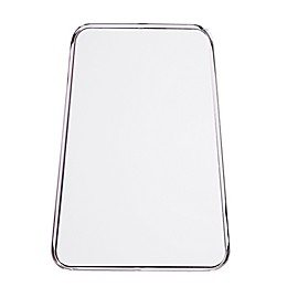 Southern Enterprises Mona 20-Inch x 28-Inch Mirror in Chrome