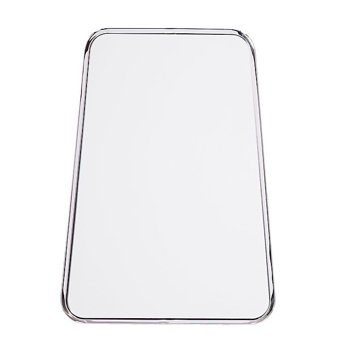 Alternate image 1 for Southern Enterprises Mona 20-Inch x 28-Inch Mirror in Chrome
