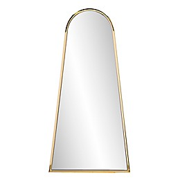 Southern Enterprises Arlene 18-Inch x 36-Inch Mirror in Brass