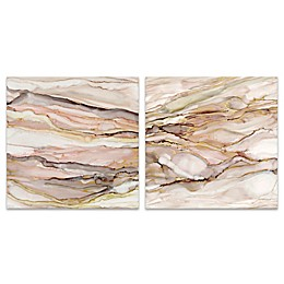 Graceful Marble Canvas Wall Art