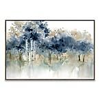 Waters Edge I 25-Inch x 37-Inch Framed Wall Art